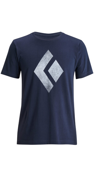 Black Diamond Chalked Up - Camiseta manga corta Hombre - azul